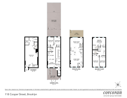 Brooklyn Brownstone Floor Plans by 110 Year Old Park Slope Home With Mod Makeover Wants 5 6m Curbed Ny