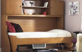 bed gorgeous inspiration murphy bed office desk combo stunning