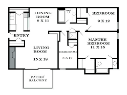 simple to build house plans simple 3 bedroom house plans bedroom floor plans simple 3 house