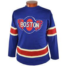 boston olympics hockey sweater ebbets field flannels