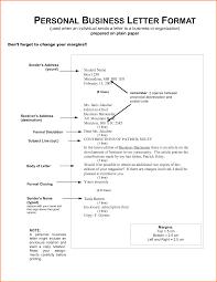Mla Format Resume Mla Business Letter Format Best Business Template