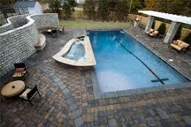 Pools Backyard Backyard Swimming Pool Inground Landscaping Network