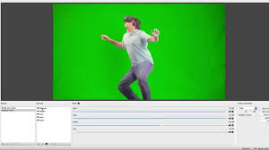 how to use chroma key software for live streaming obs chroma key
