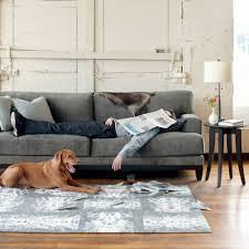 chic bernhardt sofa in living room eclectic with bernhardt