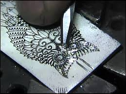 Pendant Engraving Owl Pendant Sterling Silver Hand Engraved By Shaun Hughes Youtube