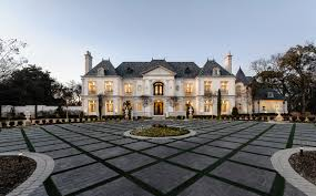 french chateau homes despite being within city limits these properties offer wide open