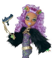All Monster High Halloween Costumes Amazon Com Monster High Ghouls Rule Clawdeen Wolf Doll Toys U0026 Games