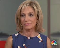 andrea mitchell andrea mitchell would like some answers to her questions please