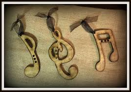 Musical Note Ornaments Where Meets Function 12 Days Of Day 5 Musical