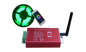 Led Light Strip Controllers by Smart Led Strip Controller In Led Lamps Smart Led Strip Controller