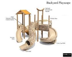 backyards awesome image of backyard playscape 114 playsets near