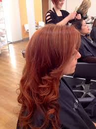 redken strawberry blonde hair color formulas copper red with apricot highlights hair by marisa formula base
