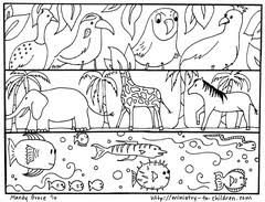 bible stories for toddlers coloring pages creation coloring pages for preschoolers bible story coloring
