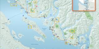 Sound Map Maps Plan Your Trip Sunshine Coast Tourism Official Site