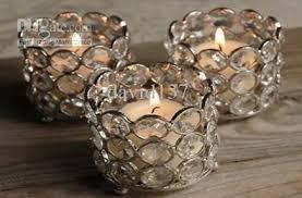 Crystal Candle Sconces Crystal Tea Light Holder Crystal Tea Light Votive Crystal Candle