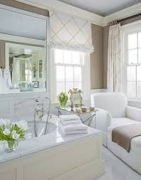 bathroom window decor