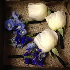 Royal Blue Corsage And Boutonniere Dc Wedding Planner And Florist And Blog U2013 Elegance U0026 Simplicity