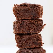 coconut flour brownies vegan gluten free recipe vegan richa