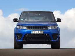 2016 Land Rover Range Rover Sport Svr Carzreviewz