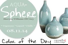 sherwin williams aqua sphere concepts and colorways