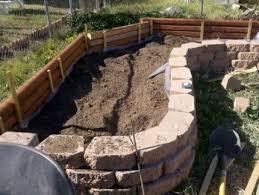 Backyard Retaining Wall Ideas Raised Front Yard Landscaping Ideas 2017 Front Yard Inspirations