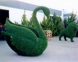Pre Lit Topiary Topiary Animals Barrango Inc