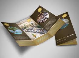hotel brochure design templates luxury hotel tri fold brochure template luxury hotels