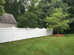 wood u0026 vinyl fence installation tdi remodeling