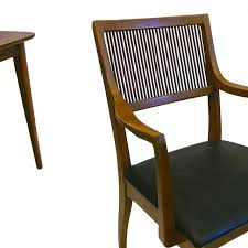 set of eight chairs by john van koert for drexel at 1stdibs