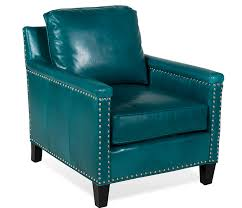Teal Chair And Ottoman Innovative Teal Leather Chair With Jitterbug Chair And Ottoman