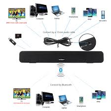 connect tv audio to home theater aliexpress com buy xgody g807 tv soundbar home theater sound