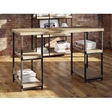 Corner Desk Metal Metal Desks You Ll Wayfair