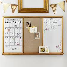 Dry Erase Board Decorating Ideas Study Wall Board Triple Pbteen