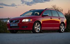 volvo cars usa volvo to edit u s lineup v50 and others out xc30 in eventually
