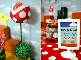 mario birthday party mario themed birthday party guest feature celebrations at home
