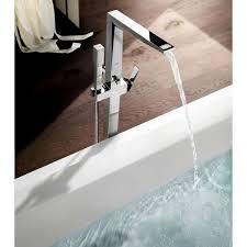 Bath Shower Fittings Grohe Allure Brilliant Floorstanding Bath Shower Mixer Set Uk