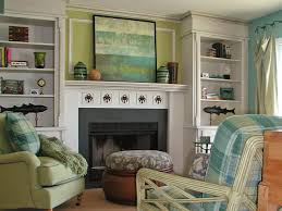 Design Living Room With Fireplace And Tv Top 10 Tips For Adding Color To Your Space Hgtv