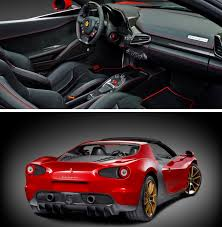 cars ferrari gold ferrari sergio by pininfarina for sale produced 6 cars
