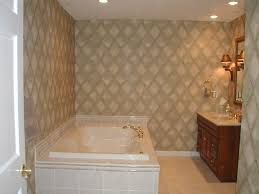 bathroom ceramic tile backsplash beige marble tiled wall panel