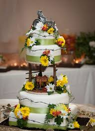 western wedding cakes western theme wedding cakes wedding corners