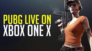 pubg live on xbox one x playerunknown u0027s battlegrounds youtube