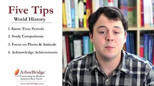 world history sat subject test and ap exam five tips youtube