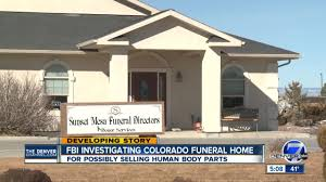 funeral homes denver regulators investigate montrose funeral home doubling as parts