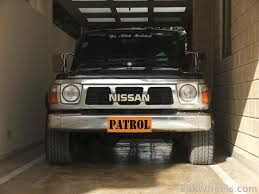 nissan patrol 1990 interior fs nissan patrol 1994 low roof cars pakwheels forums