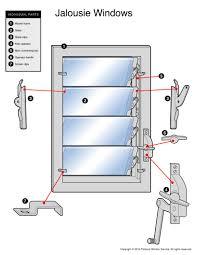 Window Framing Diagram by Parts Finder U2013 Pickens Window Service