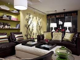 Brown Themed Living Room by Brown Sofa Decorating Living Room Ideas Living Room Decor Ideas