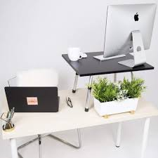 simple standing desk converter original stand steady standing desk converter medium sslgbl0313 620 jpg v 1520438142