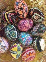 wax easter egg decorating pysanky egg decorating ukrainian brunswick downtown association
