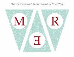merry christmas banner merry christmas banner your way