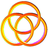 borromean ring borromeanrings gif